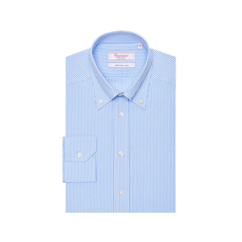 CAMICIA CAMICISSIMA BELLAGIO002824LIGHT BLUE | Fronte | Salotto Shop