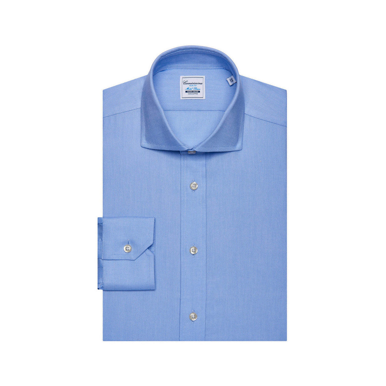 CAMICIA CAMICISSIMA BERNA011754LIGHT BLUE | Fronte | Salotto Shop
