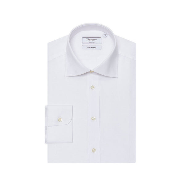 CAMICIA CAMICISSIMA FIRENZE002781WHITE | Fronte | Salotto Shop