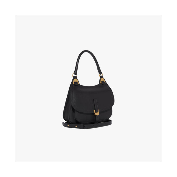 BORSA COCCINELLE FAUVE MINI | laterale | Salotto Shop