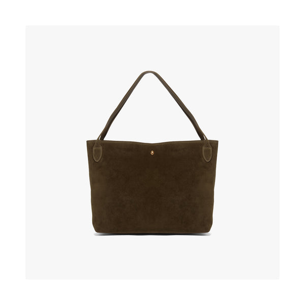 BORSA COCCINELLE COCCI SEUDE MEDIUM | fronte | Salotto Shop