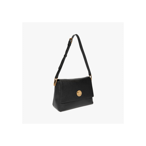 BORSA COCCINELLE LIYA NERA | laterale | Salotto shop
