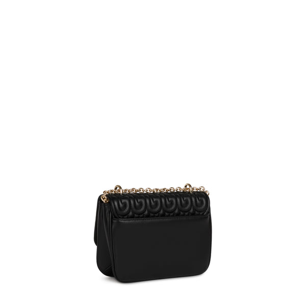 BORSA FURLA COSY MINI SHOULDER BAG NERO | Retro | Salotto Shop