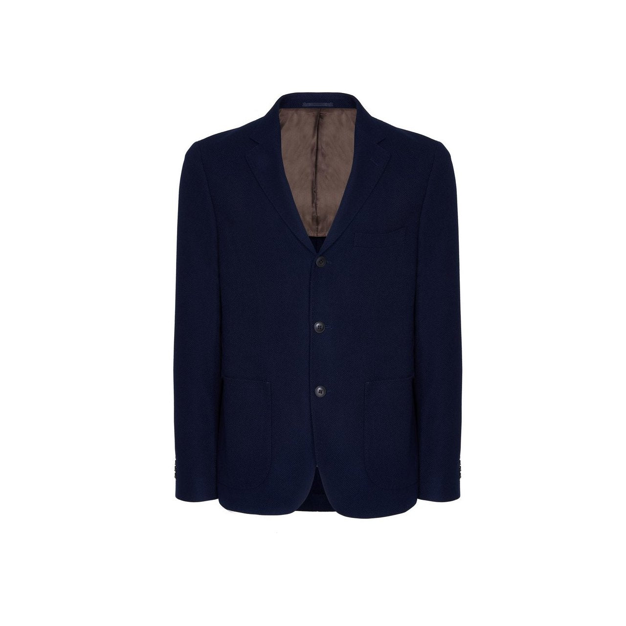 GIACCA CAMICISSIMA CKGSPHACG0J2062BLUE NAVY | Fronte | Salotto Shop