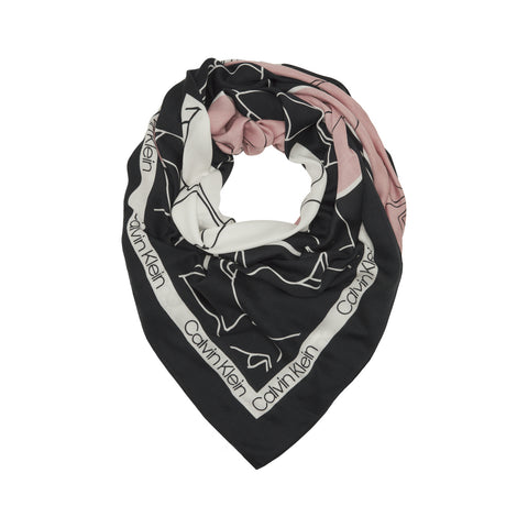 FOULARD CK K60K6068350GS | Indossato | SALOTTO SHOP