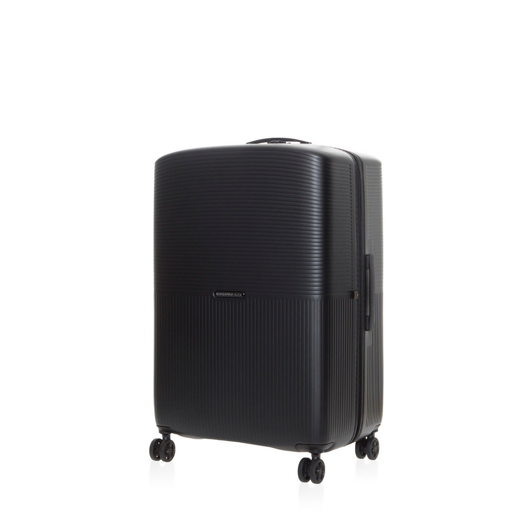 TROLLEY MD AIRCASE BLACK P10PXV02- | Fronte | Salotto Shop