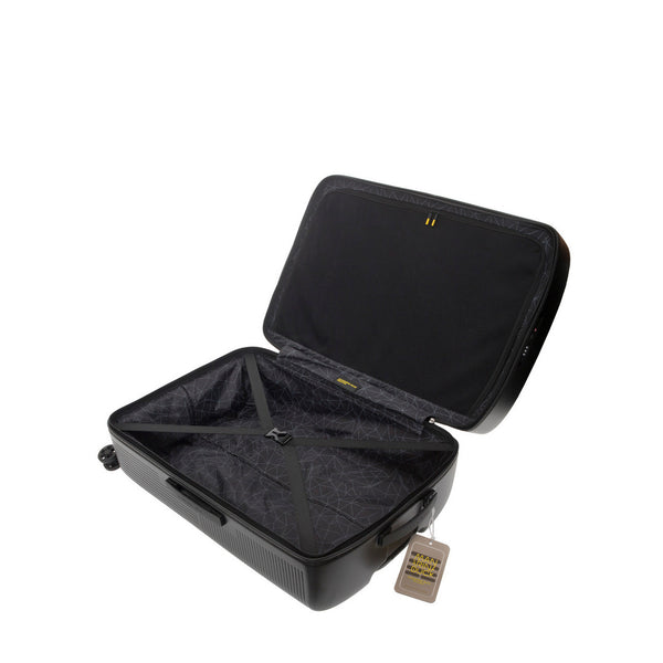 TROLLEY MD AIRCASE BLACK P10PXV02- | Interno | Salotto Shop