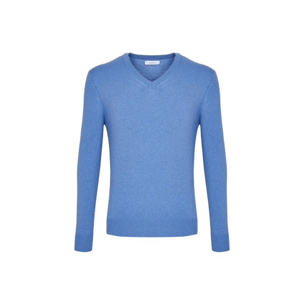 PULLOVER CAMICISSIMA CPMCVHABG00SW80LIGHT BLUE | Fronte | Salotto Shop
