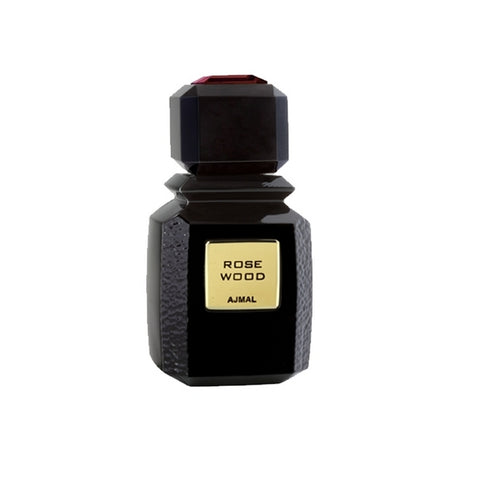 PROFUMO AJMAL ROSE WOOD EAU DE PARFUM | fronte | Salotto Shop