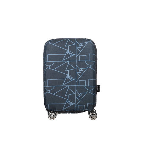 COVER TROLLEY TUCANO COMPATTO NERO BPCOTRC-MENDINI-S-BK | Fronte | Salotto Shop