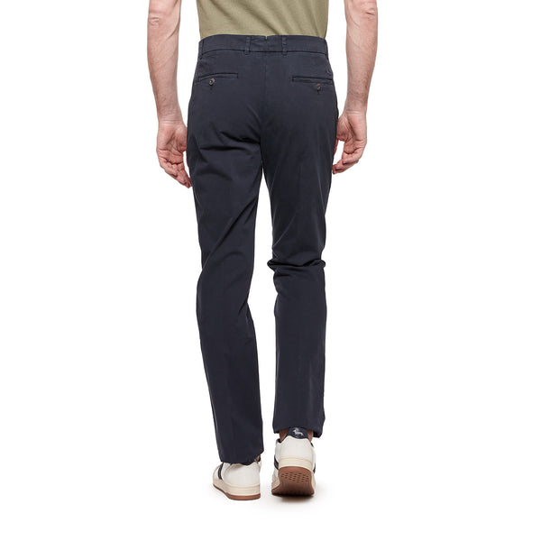 PANTALONI CHINO H&B WRD300052514 | Indossato retro | SALOTTO SHOP