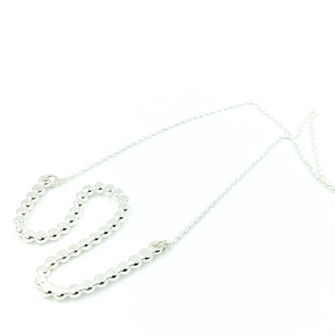 PEARL WIRE S NECKLACE