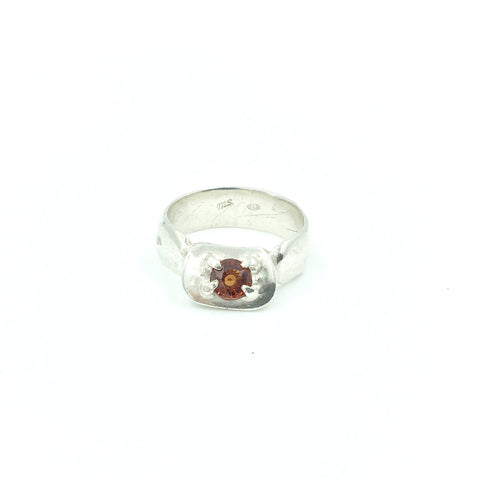 CAST SINGLE ROUND RING