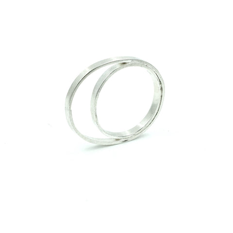 OVAL FRAME RING