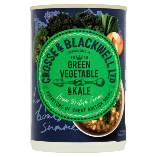 Green Vegetable and Kale Soup