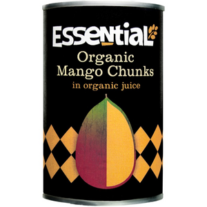 Organic Mango Chunks in Juice