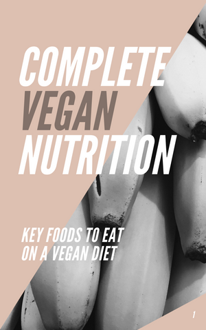 Load image into Gallery viewer, Complete Vegan Nutrition E-Book