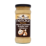 Free From Creamy Mushroom & White Wine Cooking Sauce