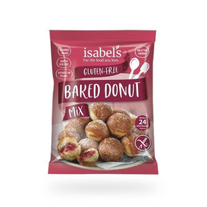 Gluten Free Baked Donut Mix - Pips