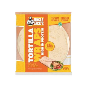 Load image into Gallery viewer, High Protein Tortilla Wraps