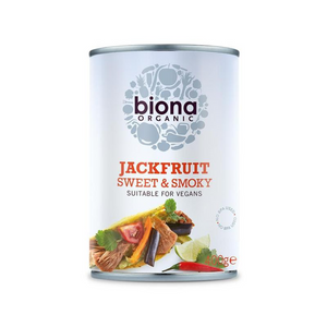 Organic Sweet & Smoky Jackfruit In Can - Pips