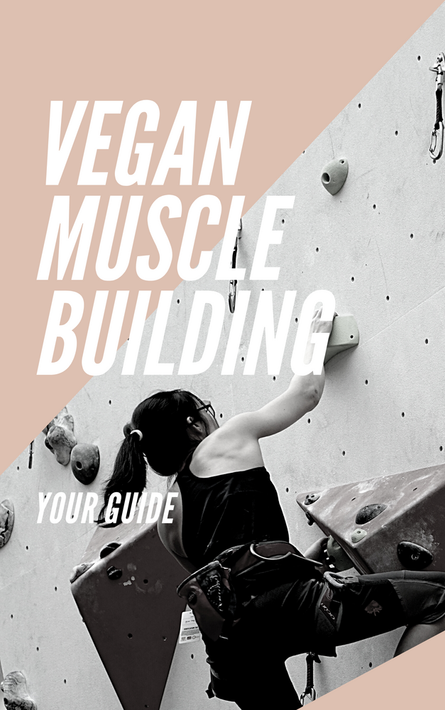 Vegan Muscle Building E-Book