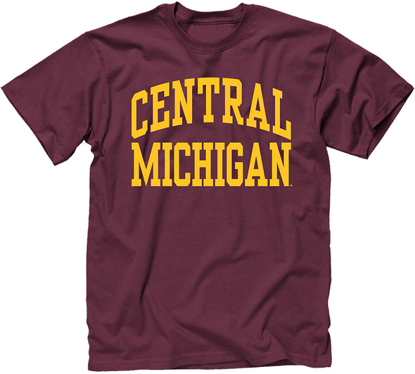 Central Michigan University Classic T-Shirt (Maroon)