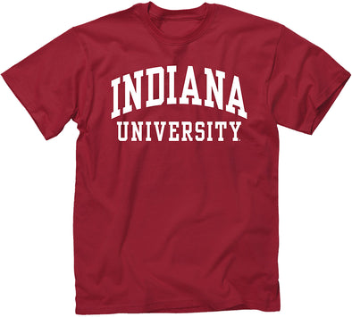 Indiana University Classic T-Shirt (Cardinal)
