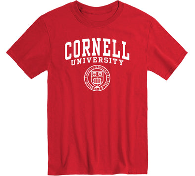 Cornell Heritage T-Shirt (Red)