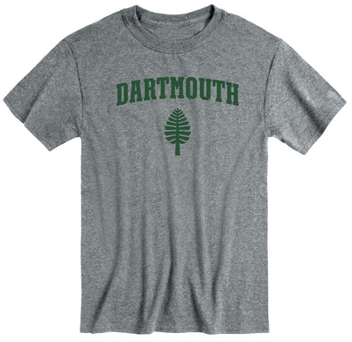 Dartmouth Heritage T-Shirt (Charcoal Grey)