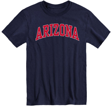 University of Arizona Classic T-Shirt (Navy)
