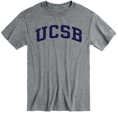 UC Santa Barbara Classic T-Shirt (Charcoal Grey)