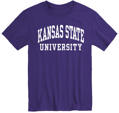 Kansas State University Classic T-Shirt (Purple)
