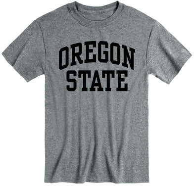 Oregon State University Classic T-Shirt (Charcoal Grey)