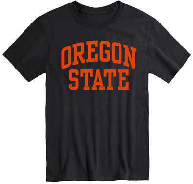 Oregon State University Classic T-Shirt (Black)
