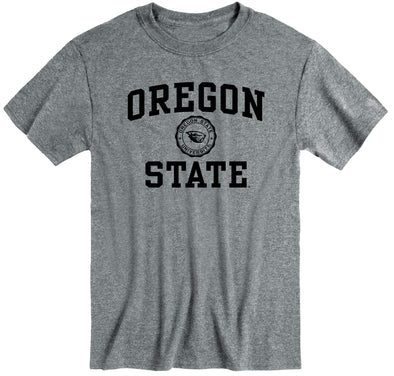 Oregon State University Heritage T-Shirt (Charcoal Grey)