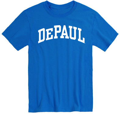 DePaul University Classic T-Shirt (Royal Blue)