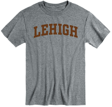 Lehigh University Classic T-Shirt (Charcoal Grey)