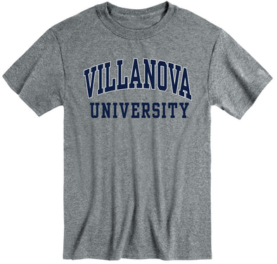 Villanova University Classic T-Shirt (Charcoal Grey)