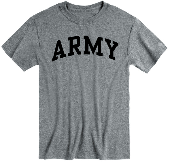 Army Classic T-Shirt (Charcoal Grey)