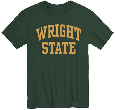 Wright State University Classic T-Shirt (Hunter Green)