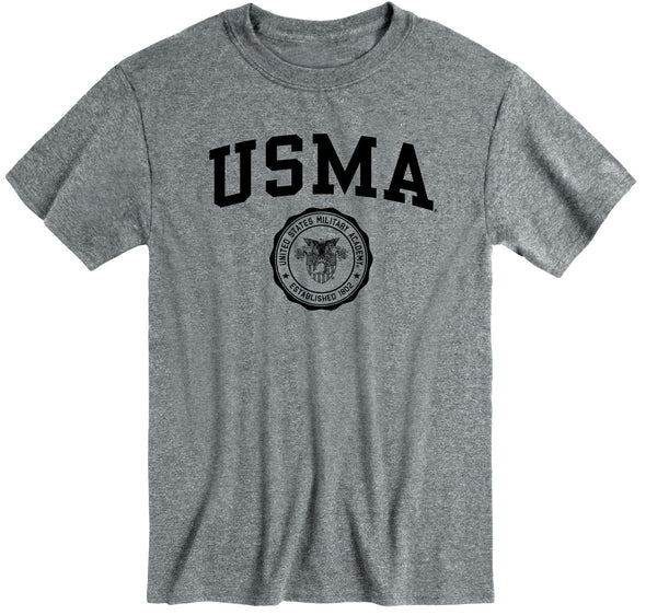 Army Heritage T-Shirt (Charcoal Grey)