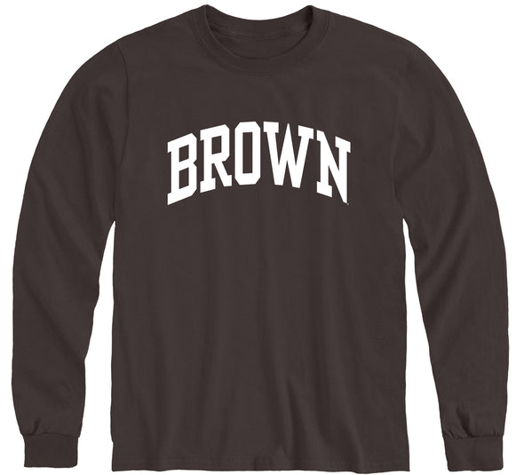 Brown Classic L/S T-Shirt (Brown)