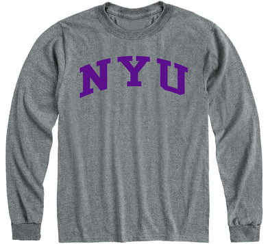 New York University Classic Long Sleeve T-Shirt