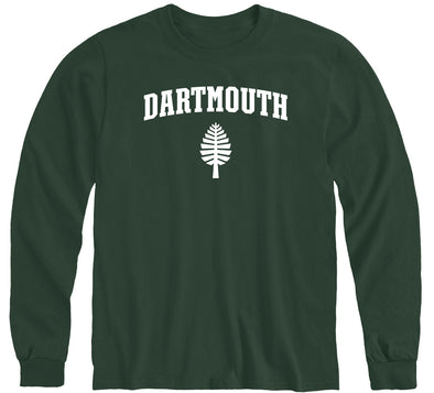Dartmouth Heritage Long Sleeve T-Shirt (Hunter Green)