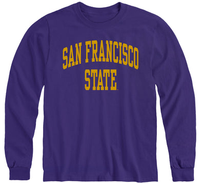 San Francisco State University Classic Long Sleeve T-Shirt
