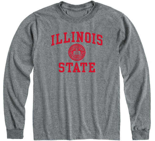Illinois State University Heritage Long Sleeve T-Shirt