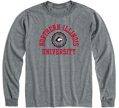 Northern Illinois University Heritage Long Sleeve T-Shirt