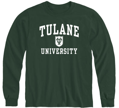 Tulane University Heritage Long Sleeve T-Shirt