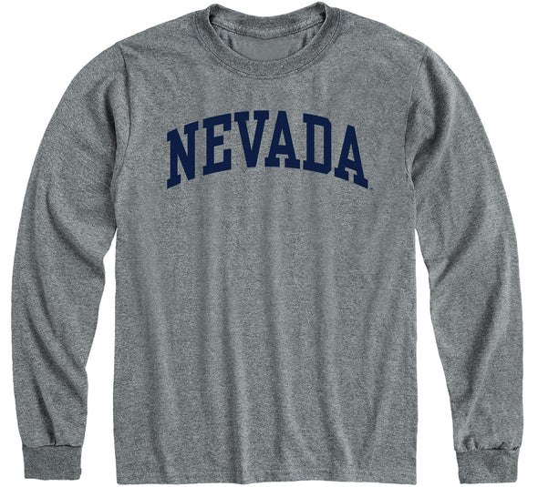 University of Nevada Reno Classic Long Sleeve T-Shirt